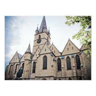 Igreja evangélica, Sibiu Convite
