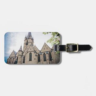 Igreja evangélica Sibiu Tags Para Malas