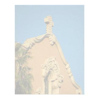 Igreja Modelos De Papel De Carta