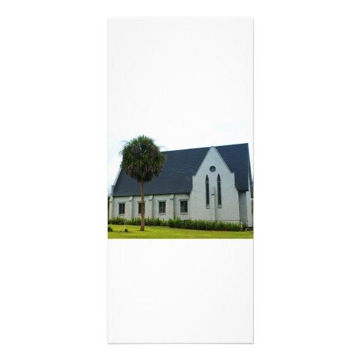 Igreja para baixo para o sul panfletos informativos personalizados