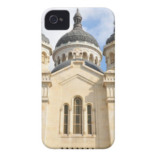 Igreja velha em Cluj Napoca, Romania Capinha iPhone 4
