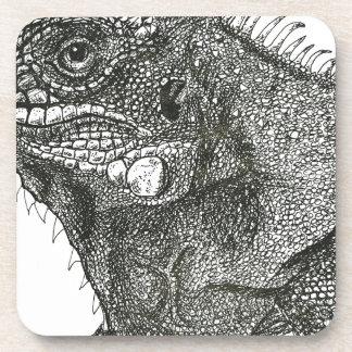 Iguana Porta Copos