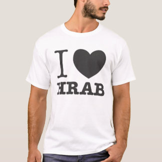 IheartHrab Camiseta