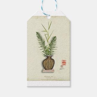 ikebana 14 por fernandes tony etiqueta para presente