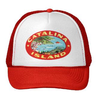 Ilha Califórnia de Catalina do vintage Bone