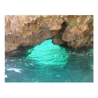 Ilha cartão de Capri, Italia