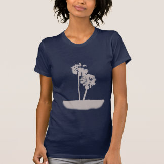 Ilha com pamls t-shirts
