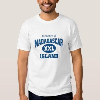 Ilha de Madagascar Tshirt