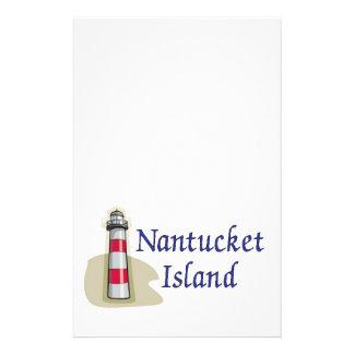 Ilha de Nantucket Panfleto