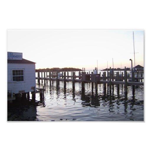 Ilha de Ocracoke Impressão De Fotos