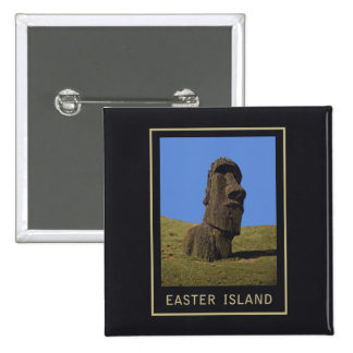 Ilha de Páscoa Moai Botons