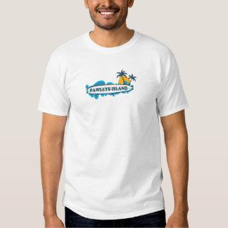 Ilha de Pawleys Camiseta