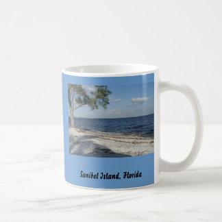Ilha de Sanibel, Florida Caneca De Café