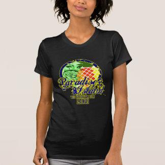 Ilha Lanai.png do paraíso Camisetas