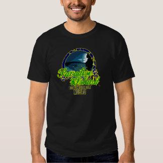 Ilha Niihau.png do paraíso Tshirts