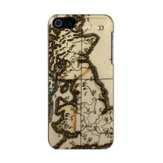 Ilhas britânicas 7 capa incipio feather® shine para iPhone 5