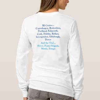 Ilhas britânicas e camisa TA2