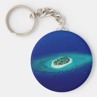 Ilhas de Fiji da praia Chaveiro