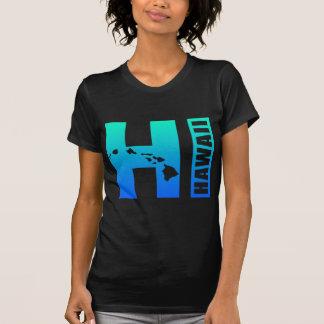 Ilhas de Havaí - HI T-shirts