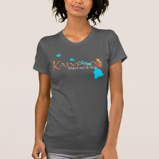 Ilhas havaianas de Kalypso Camiseta