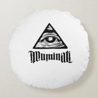 Illuminati Almofada Redonda