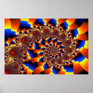 Ilusão óptica 1 pôster