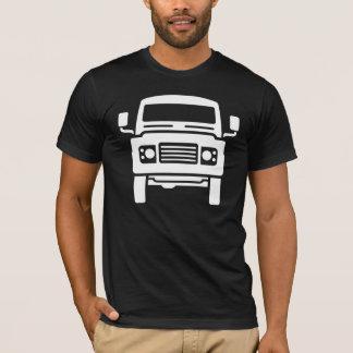 Ilustração clássica de Land Rover T-shirt