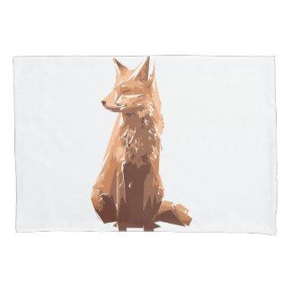 Ilustração da arte do polígono do Fox