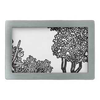 Ilustração das árvores