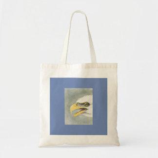 Ilustração de Audubon de um bolsa do algodão da