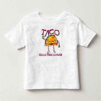 ilustração engraçada do estilo dos desenhos camiseta infantil