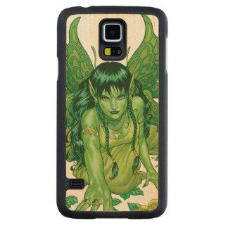 Ilustração feericamente da terra verde pelo Al Rio Case De Bordo Para Galaxy S5