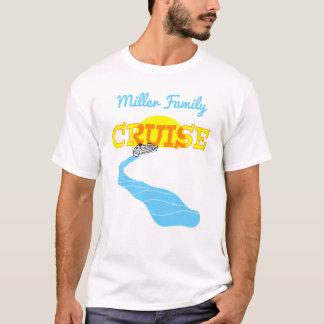 Ilustração personalizada divertimento do por do camiseta