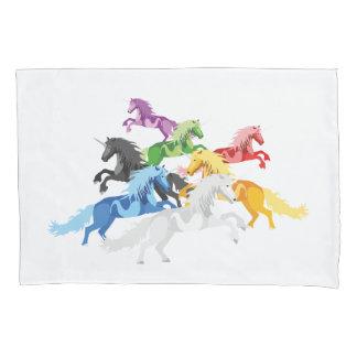 Ilustração Unic selvagem colorido