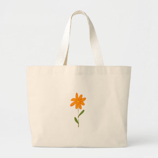 ilustrações bonitos - flor bolsas de lona
