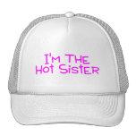 Im a irmã quente bonés