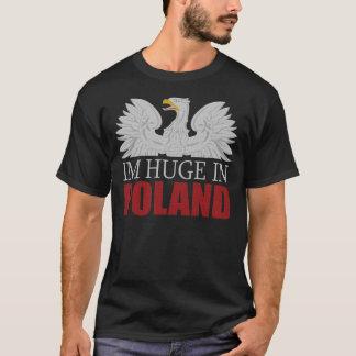 Im enorme na camisa do Polônia t