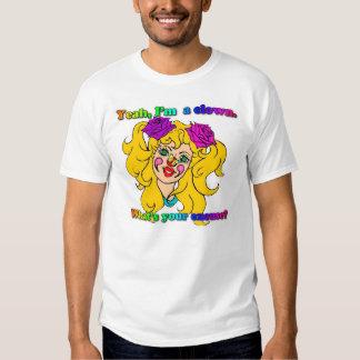 Im um palhaço tshirt