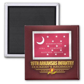 Imã 19o Infantaria de Arkansas (F10)