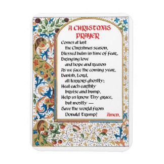 Ímã #1 da oração do Natal (Donald Trump)