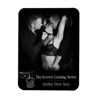 ímã 3x4 a série do jogo de Everett