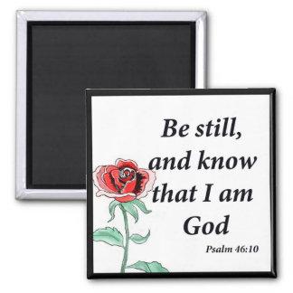 Imã 46:10 do salmo