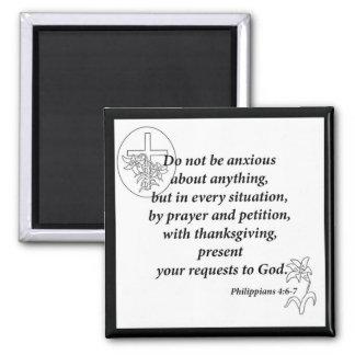 Imã 4:6 dos Philippians - 7