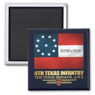 Imã 4o Infantaria de Texas