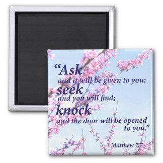 Imã 7:7 de Matthew