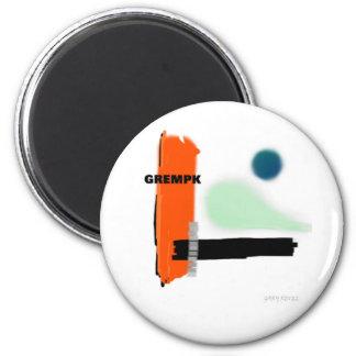 Imã A arte Gary do conceito de GREMPK Revel