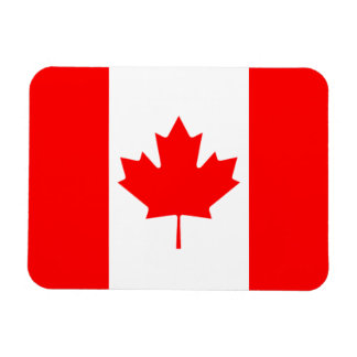 Ímã A bandeira canadense, Canadá