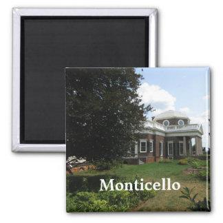 Imã A casa de Thomas Jefferson: Monticello