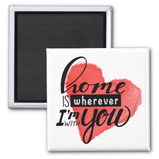 Imã A casa é coração de onde |