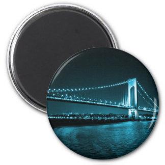 Imã A cerceta reduz o ímã da ponte